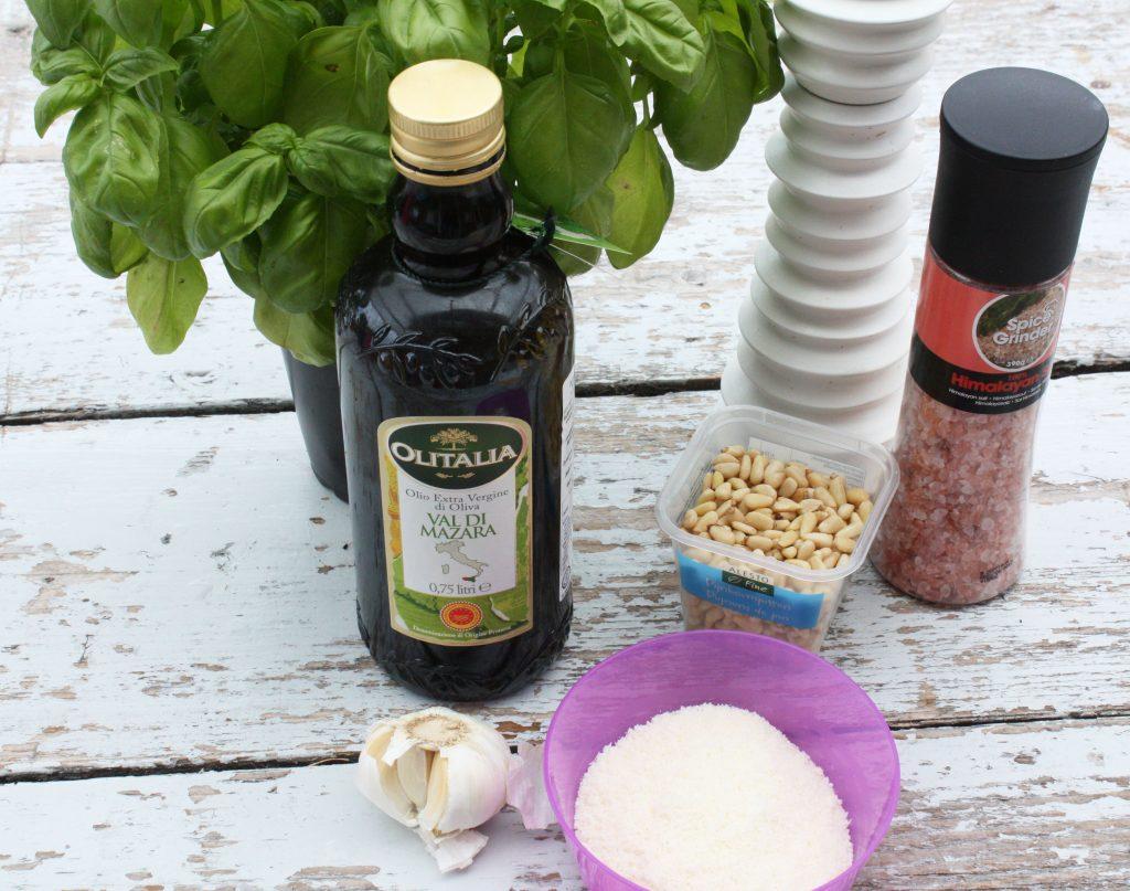 pesto-ingredienten